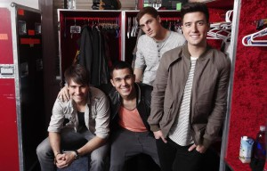 big time rush...