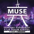 Muse en concert événement le 28 juin à Paris !