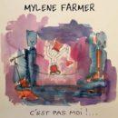 «C'est pas moi» : Nouveau single de Mylène Farmer