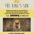 Youssoupha avec The King's Son sur « Love Is In The Air » feat. Keblack